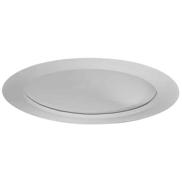 """87""""OD x 84 1/4""""ID x 24""""D Artisan Ceiling Dome with Light Ring (85"""" Diameter x 25 1/2""""D Rough Opening)"""