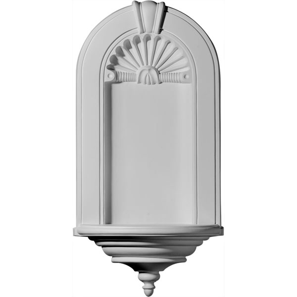 "15 1/2""W x 31 1/2""H x 7 3/8""D, Smooth Niche, Surface Mount"