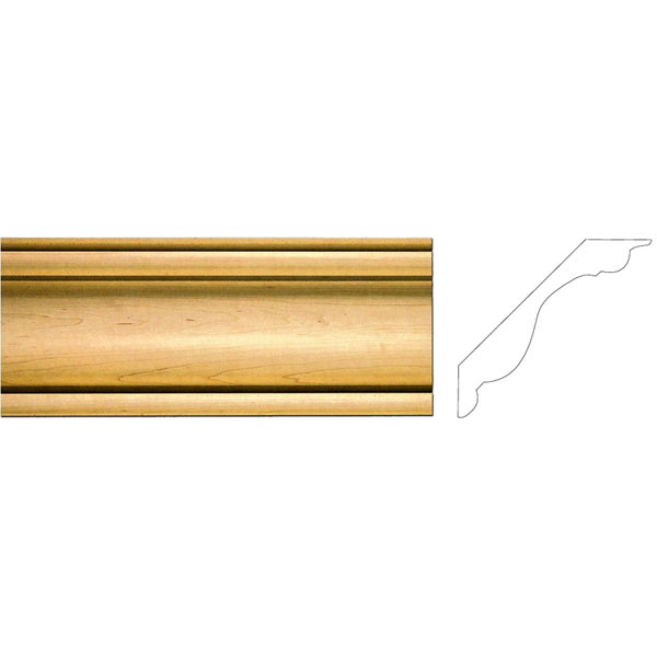 Enkeboll designs enkeboll designs mld 6 3 4 inch w x for 9 inch crown molding