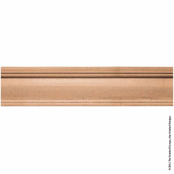 "7""H x 2 1/4""P Mantel Fascia Extension, 8' Length,"