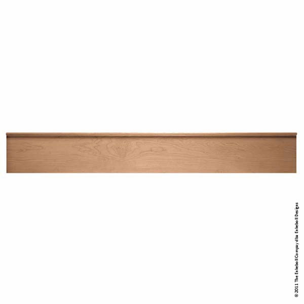 "7 7/8""H x 2""P Mantel Extension Villa, 8' Length,"