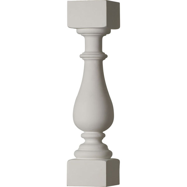 "Traditional Baluster - 5 7/8"" On Center Spacing to Pass 4"" Sphere Code"