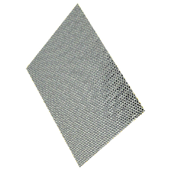 "47 1/2""W x 24""H Vulcan Fire Stopping Matrix, Coated Aluminum Honeycomb & Stainless Steel Mesh"