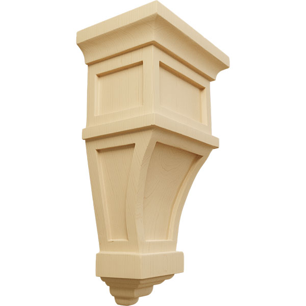 Alpine Wood Corbel