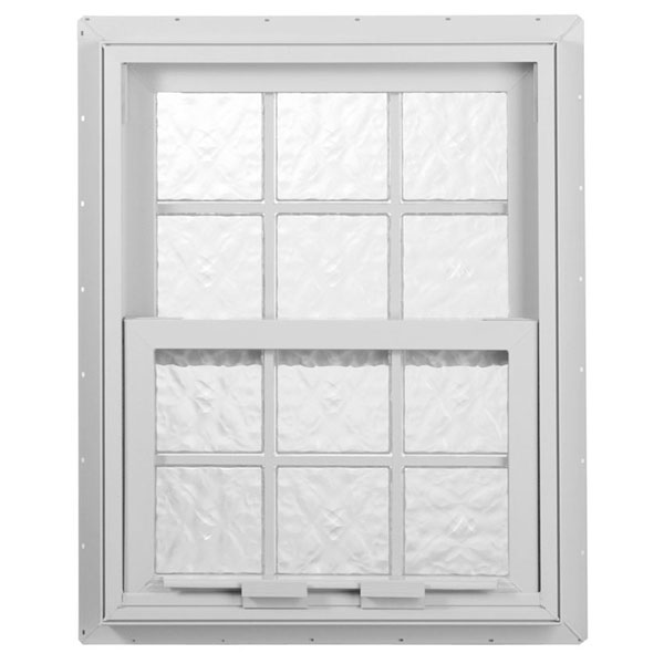 "Design Series Single Hung Windows - 6"" x 6"" x 3/4"" Blocks"