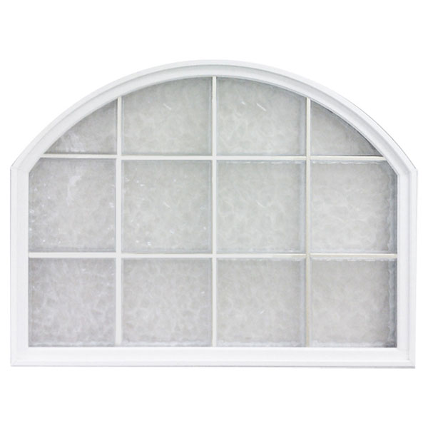 Fixed Arch Windows : Hy lite ar design series fixed arch top windows inch