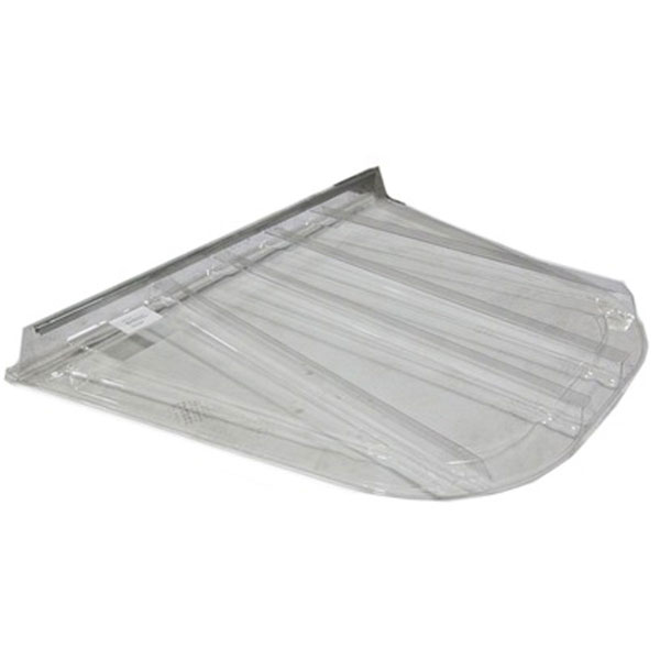 "6700 Polycarbonate Cover  75 1/2""W x 58""D x 6 1/2""H (Supports up to 500lbs)"