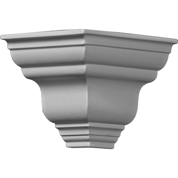 "3 7/8""P x 3 7/8""H Outside Corner Moulding (matches moulding MLD03X03X05DU)"
