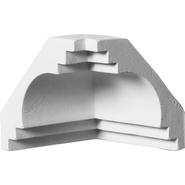 "2 3/4""P x 2 3/4""H Inside Corner for Moulding MLD02X02X03DU"