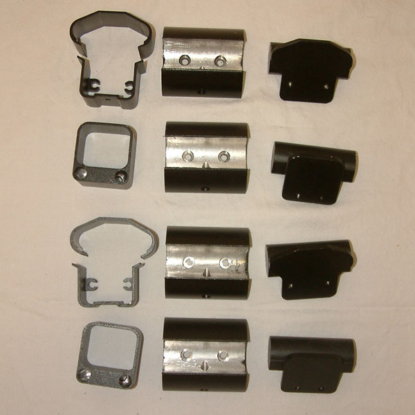 Series 100 Adjustable Stair Rail Bracket Kit