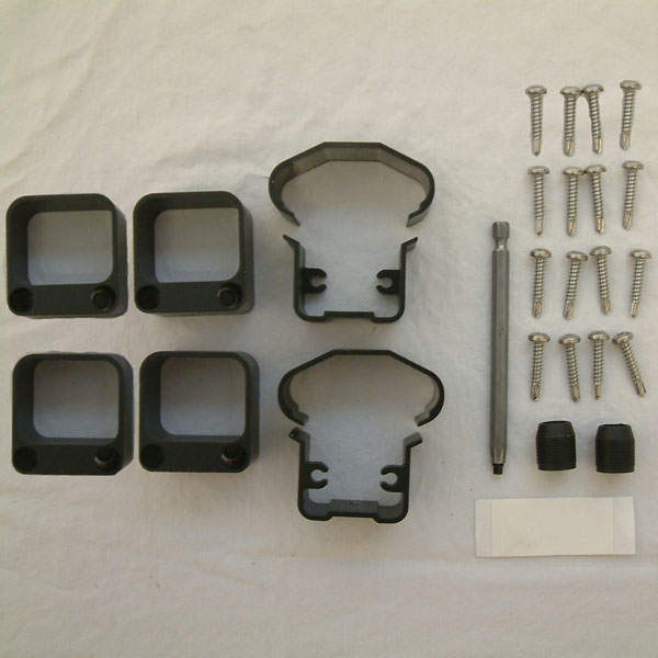 Series 125 Level Rail Bracket Kit