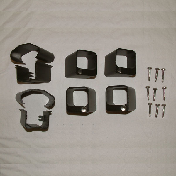 Series 125 22-1/2 Degree Bracket Kit