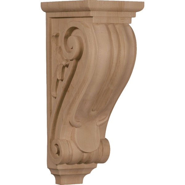 "5""W x 7""D x 14""H Large Classical Corbel"