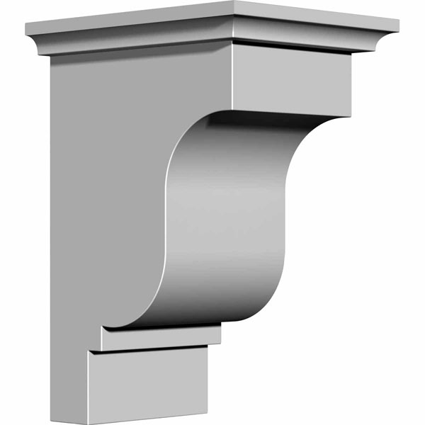 "3 1/2""W x 5""D x 7""H Edinburgh Bracket"