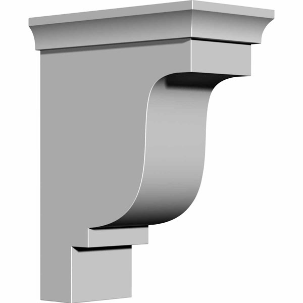 "3 1/2""W x 7""D x 9""H Edinburgh Bracket"