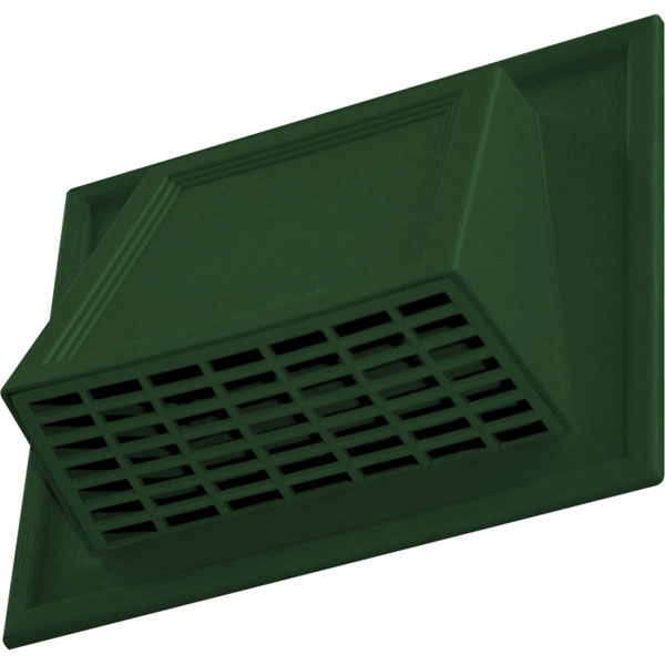 "4"" Hooded Vent for Insulated Siding"