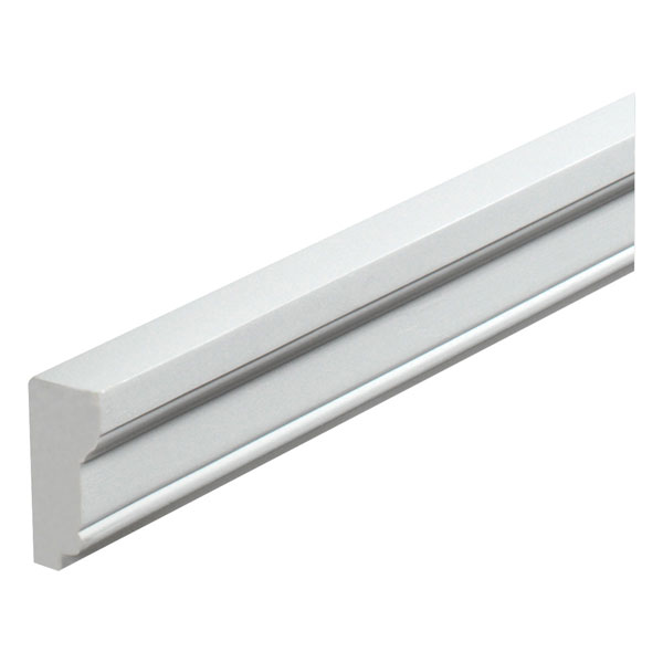 "3 1/2""W x 1 3/4""P, 12' Length, Door/Window Moulding"