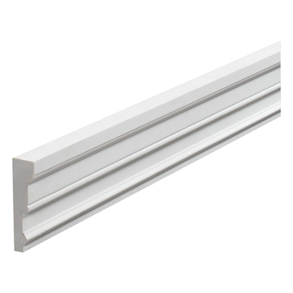 "5 1/2""W x 1 3/4""P, 12' Length, Door/Window Moulding"