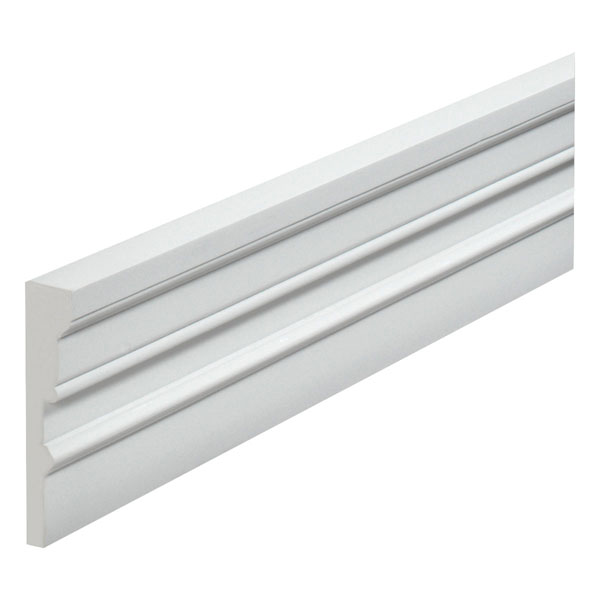 "7""W x 1 3/4""P, 16' Length, Door/Window Moulding"