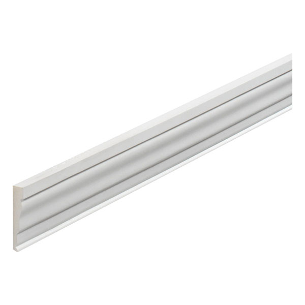 "3 1/4""W x 3/4""P, 16' Length,Door/Window Moulding"