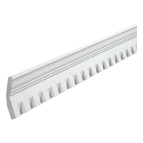 Fypon dentil moulding fypon dentil molding fypon dentil for Fypon dentil molding