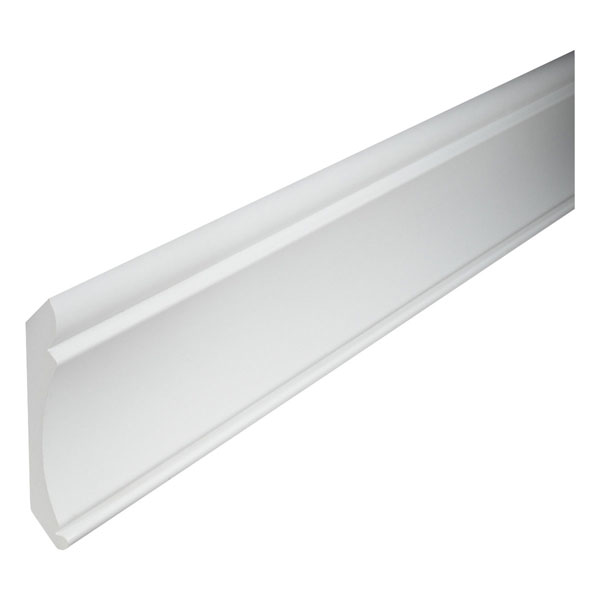 "7 5/8""H x 6 7/8""P, 12' Length, Massive Crown Moulding"