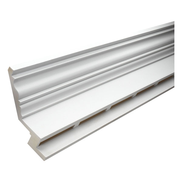 "144""L x 14 3/4""H x 9 1/32""P Massive Crown E-Vent"