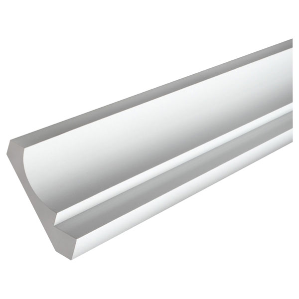 "7 7/8""H x 7 7/8""P, 12' Length, Crown Moulding"
