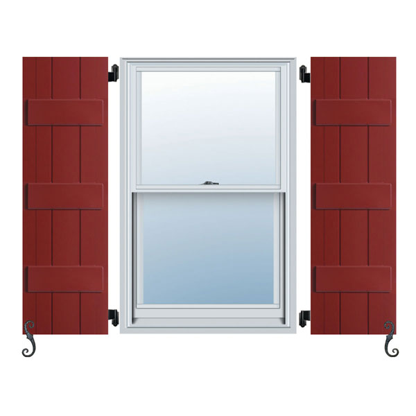 Architectural Shutters NAB401