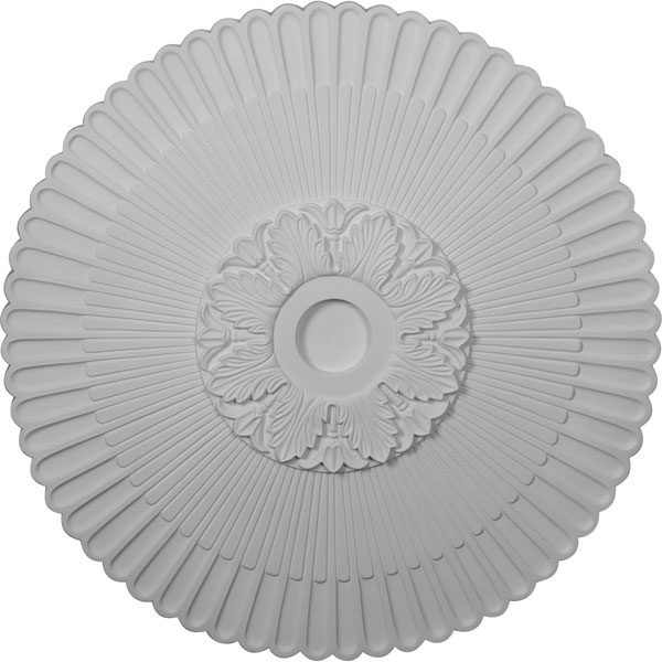 "36 1/4""OD x 1 7/8""P Melonie Ceiling Medallion (Fits Canopies up to 6 1/4"")"