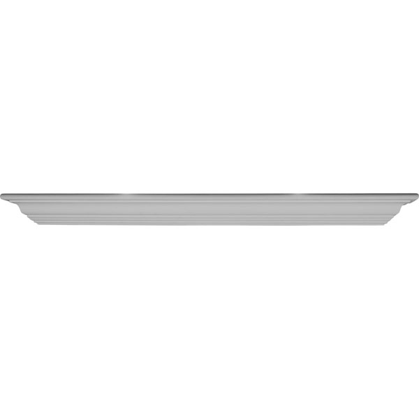"36""W x 2 5/8""H x 3 1/8""P Mini Classic Shelf"