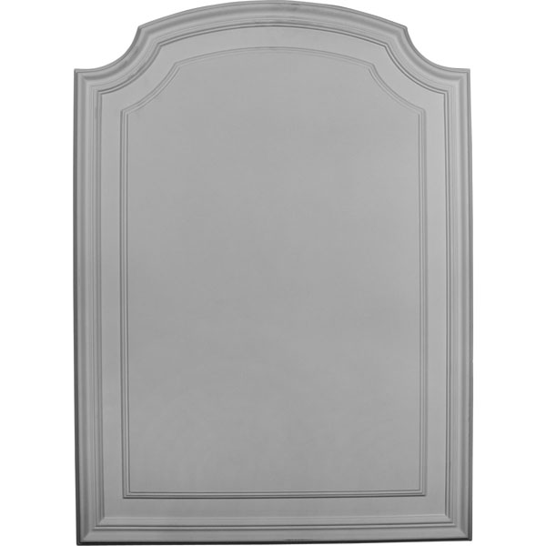 "21 5/8""W x 29 3/4""H x 5/8""P Legacy Arch Top Wall/Door Panel"
