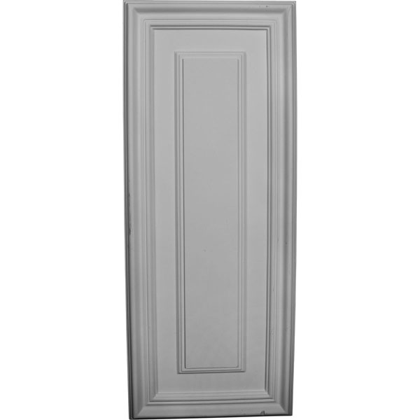 "21 5/8""W x 8 5/8""H x 5/8""P Legacy Rectangle Wall/Door Panel"