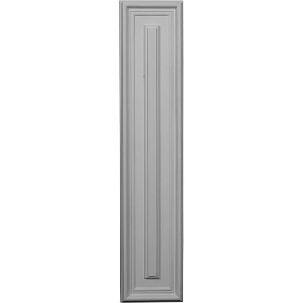 "22 5/8""W x 4 3/4""H x 5/8""P Legacy Rectangle Wall/Door Panel"