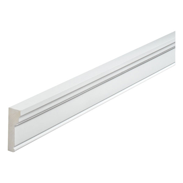"4 1/2""W x 1 3/4""P, 12' Length, Door/Window Moulding"