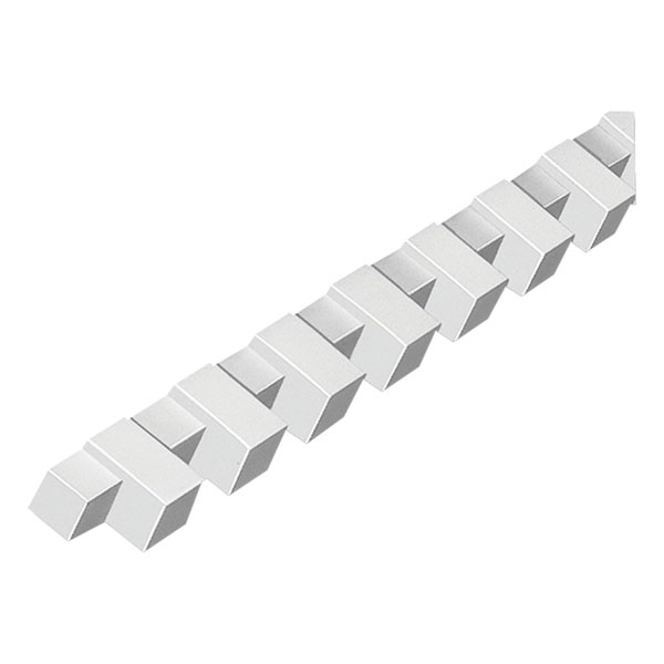 "1 3/4""W x 1 3/8""P, 1/4""Tooth/ 1 1/8""Space, 12' Length, Door/Window Moulding"