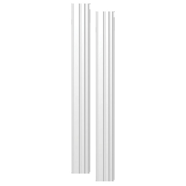 """10""""W x 192""""H x 2 3/8""""P Arch Profile Pilaster (set of 2)"""