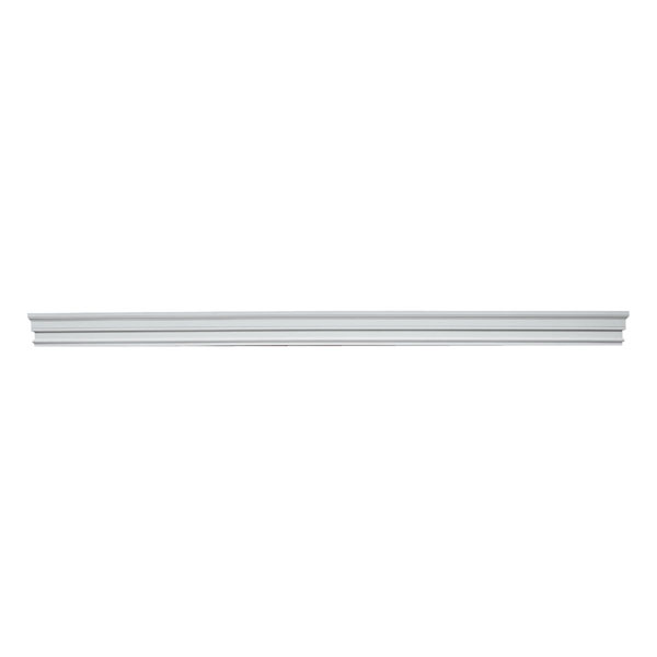 "94""W x 5 1/2""H x 1 3/4""P Door/Window Sill Crossette Trim"