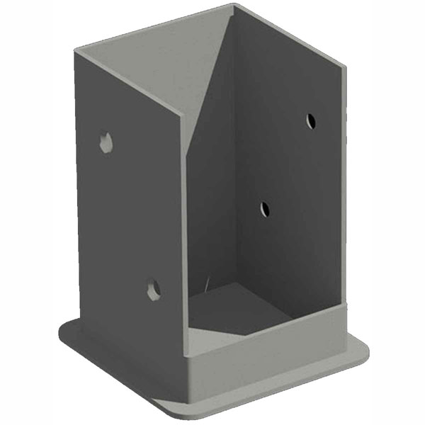 Bolt Down Brackets 2 Pack