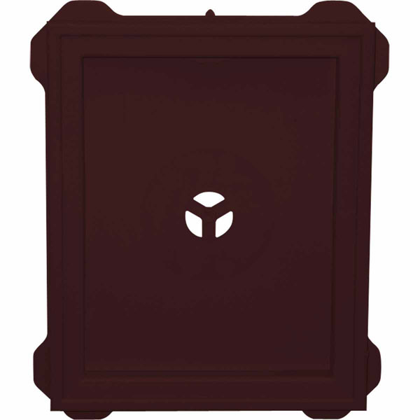 "8 5/8""W x 10 5/8""H Large Recessed MountMaster Mounting Block"