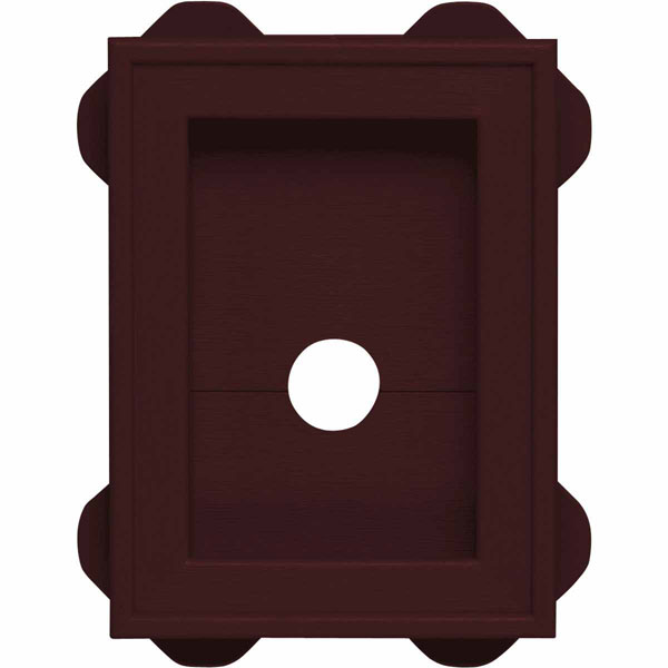 "5""W x 6 3/4""H Split Mini MountMaster Mounting Block"