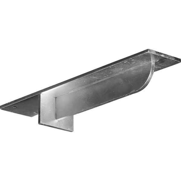 Heaton Steel Support Bracket