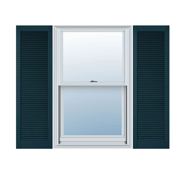 AmeriCraft Shutters LL6C12X06100MB