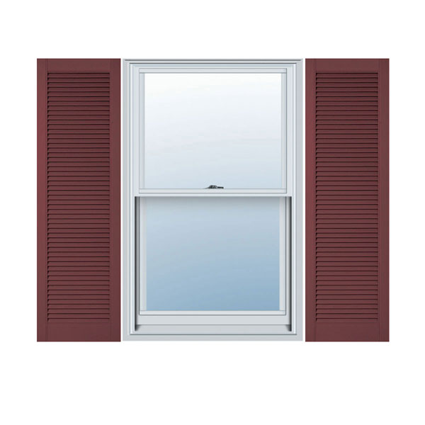 AmeriCraft Shutters LL6C12X06100WN