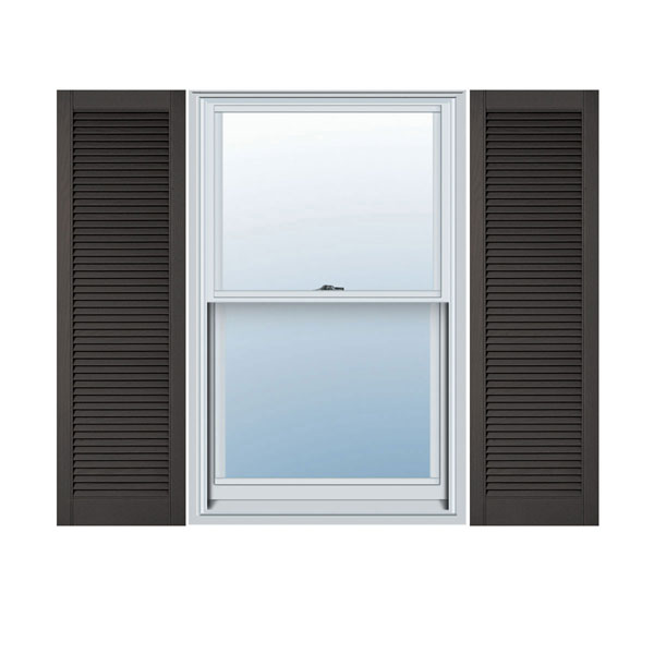 AmeriCraft Shutters LL6C12X06200MS