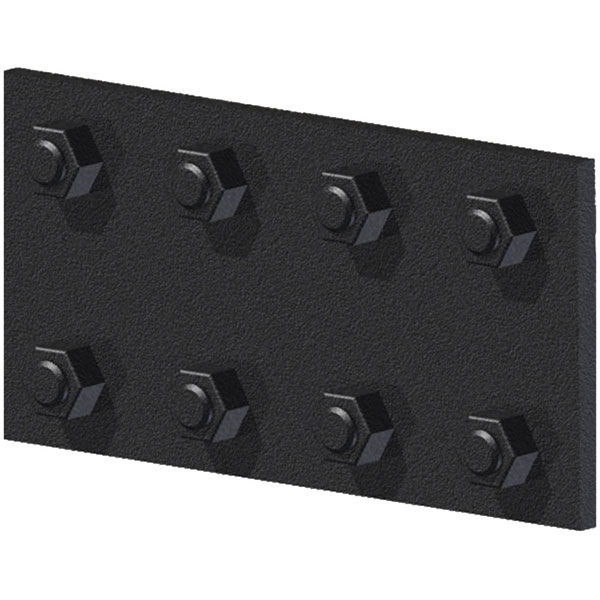 Fypon ltd bmpt s small beam plates set of 2 for Fypon beams
