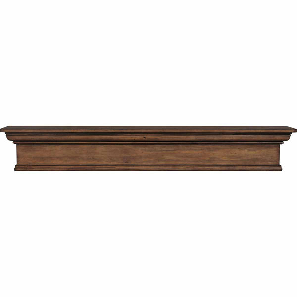 "9""H x 9""D Savannah Mantel"