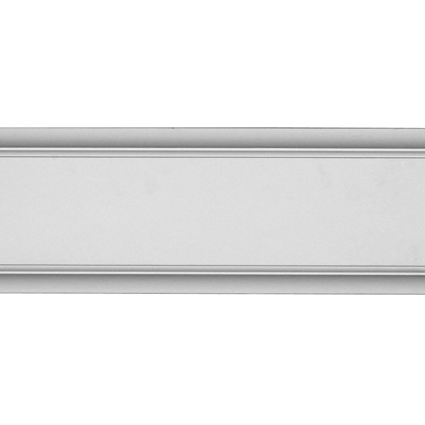 "8""W x 2""P x 94 1/2""L Inner Beam for 8"" Traditional Coffered Ceiling System"