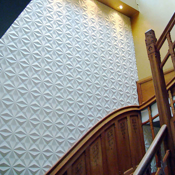WP20X20HVWH Three Dimensional Wall Panels