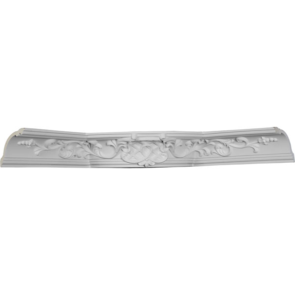 "5 3/8""H x 27 5/8""P Diane Crown Moulding Inside Corner"